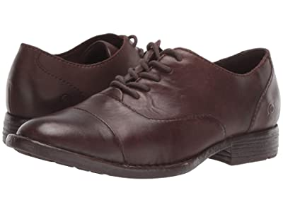 Born Marc (Dark Brown Full Grain) Men