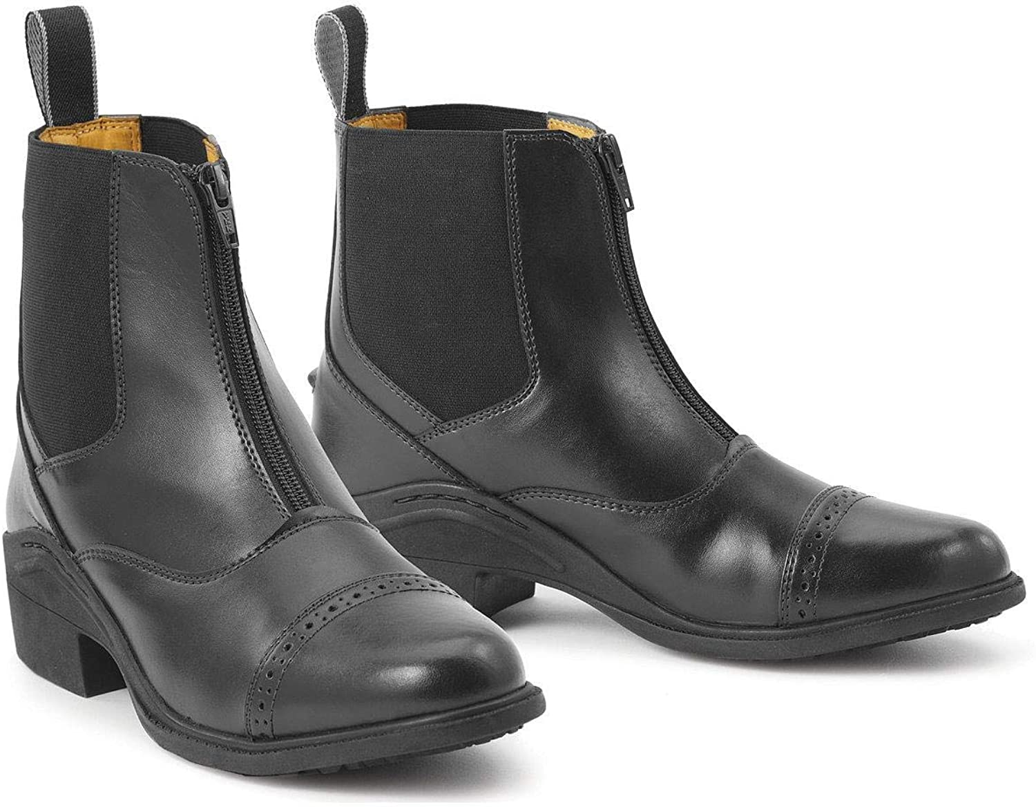 Ovation Women's Synergy Zip Front Paddock Boot