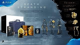 【PS4】DEATH STRANDING コレクターズエディション【早期購入特典】アバター(ねんどろいどルーデンス)/PlayStation4ダイナミックテーマ/ゲーム内アイテム(封入)