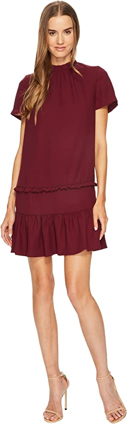 Kate Spade New York - Ruffle Shift Dress