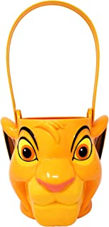 Disney Lion King Simba! – Character Bucket – Children's Candy and Storage Bucket