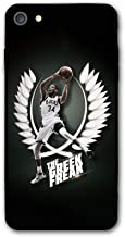 SUPTIIN iPhone 8 Case,iPhone 7 Case,Basketball Star Protective Shockproof Anti-Scratch Soft Bumper Cases