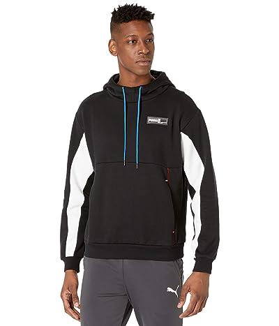 PUMA Franchise Winterized Hoodie (PUMA Black) Men