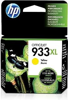 HP 933XL | Ink Cartridge | Yellow | CN056AN