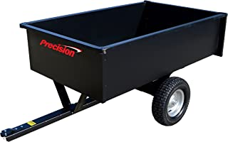 Precision Products LC1700GB 17-Cubic Foot Trailer Dump Cart