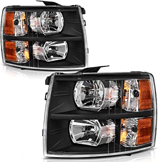Best 2011 chevy 2500hd headlights Reviews