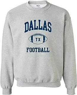 City Classic Football Arch - Hometown Pride Crew Sweatshirt