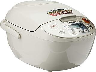 ZOJIRUSHI NL-AAQ10 Micom Rice Cooker, 1.0 L Beige
