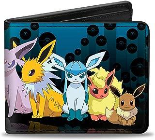 Buckle-Down Bifold Wallet Pokemon