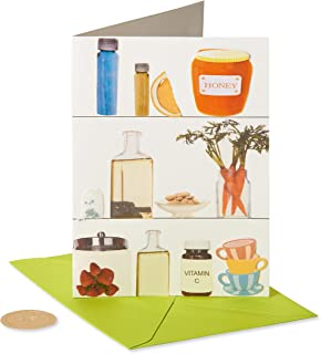 Papyrus Get Well Soon Card (Healthy Remedies)