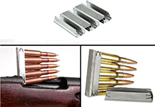 Ultimate Arms Gear 10 Pack of 7.62X54R Mosin Nagant M38 M44 91/30 1891 91 30 Rifle 5-Round Clips