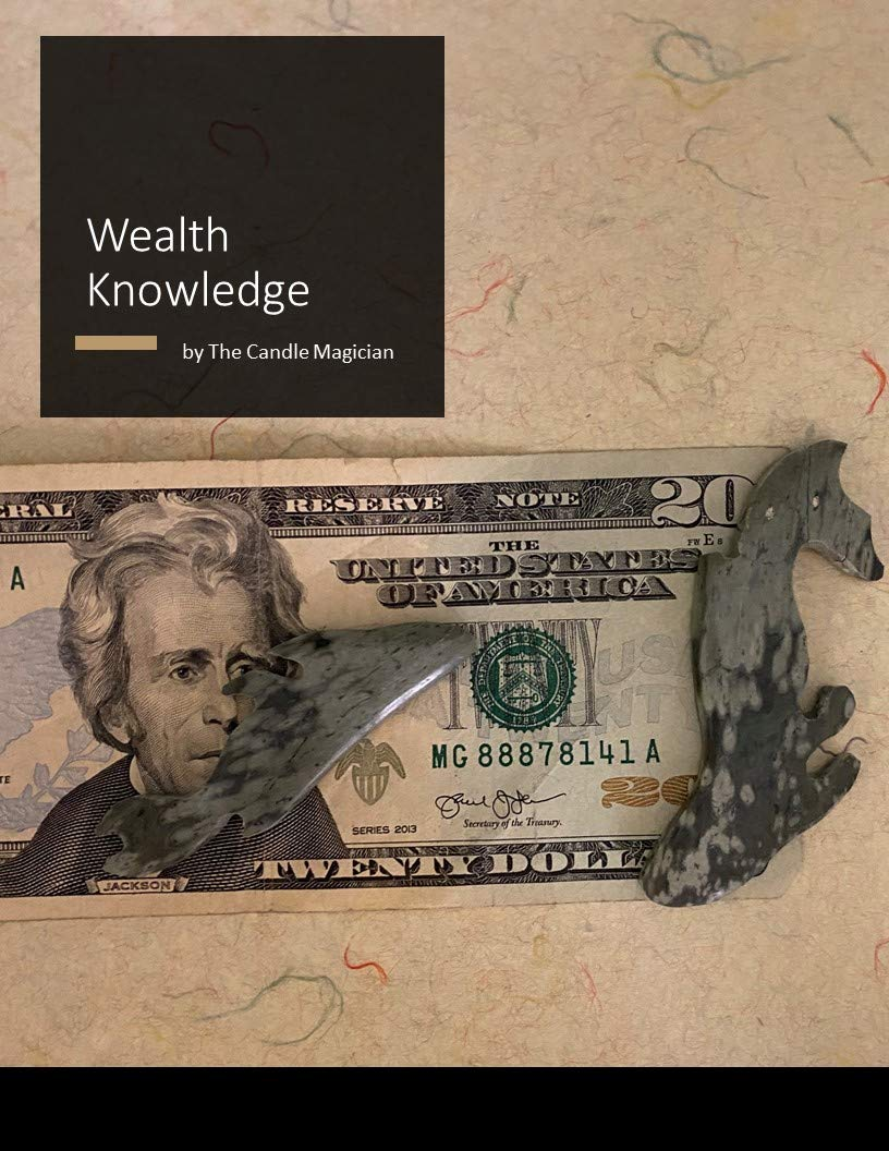 Wealth Knowledge: The law of vibration whale wealth creation millionaire mindset cash gold affirmations intentions