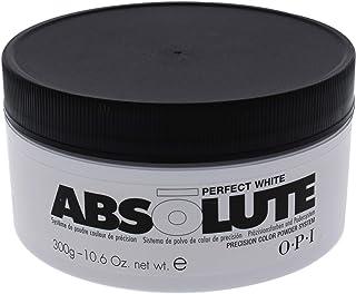 OPI Absolute Perfect White Powder for Women 10.6 oz Nail Powder, 300 g