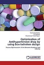 Optimization of Antihypertensive drug by using box-behnken design: Process Optimization- A link Between Academy and Industry