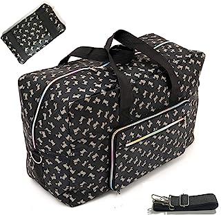 "22"" Foldable Large Travel Duffel Duffle Bag Overnight Carryon Weekend Bag Shoulder Bag Water Rresistant 8 Color Choices, p..."