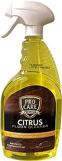 Best procare citrus floor cleaner Reviews