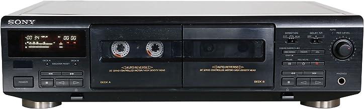Sony TC-WE 405 - Platina para cassette