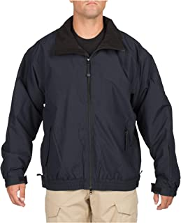 5.11 Tactical Men's Big Horn Mid-Weight Jacket, Wind and Water Resistant Apparel, Style 48026