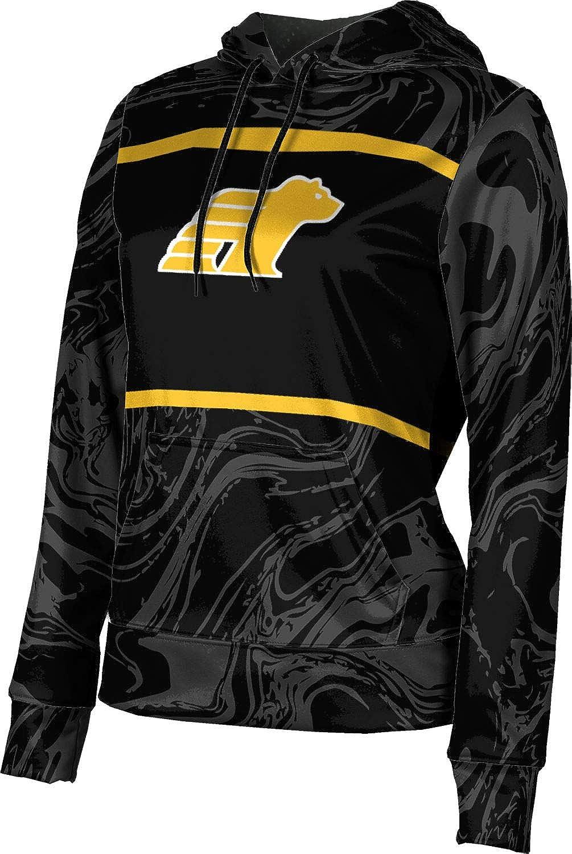 ProSphere Billings West High School Girls' Pullover Hoodie, School Spirit Sweatshirt (Ripple)
