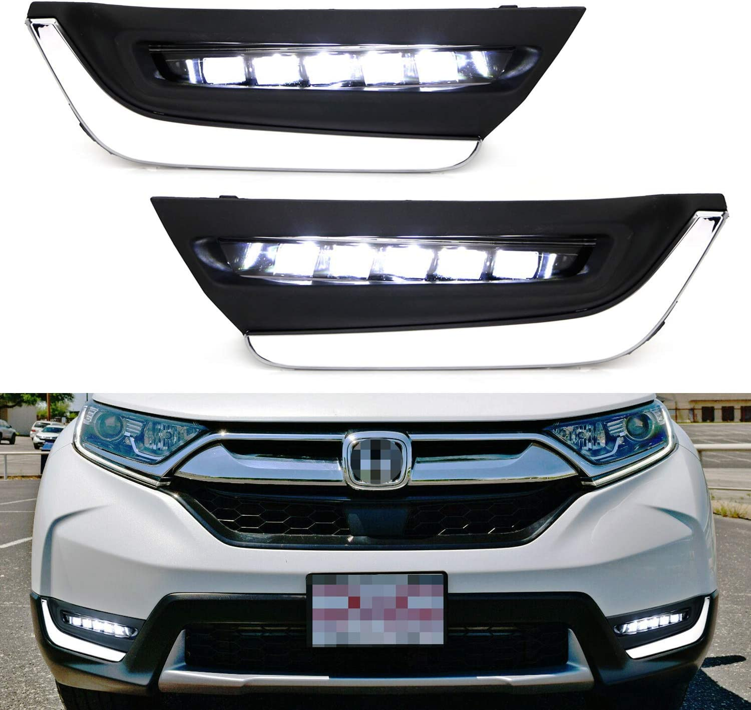 iJDMTOY OEM Spec LED Fog Driving Kit Philadelphia Mall With Compatible Light All stores are sold 2017-