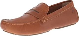 Tommy Bahama Men's Portosanto Driver Shoe,Toast Leather,US