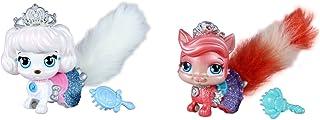 Disney Princess Palace Pets Wiggle and Wag Cinderella's Puppy Pumpkin & Ariel's Kitty Treasure Bundle