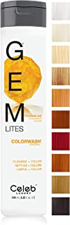Celeb Luxury Gem Lites Colorwash: Color Depositing Shampoo