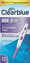 Clearblue Digital Ovulation Test, 20 Ovulation Tests