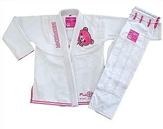 SunRise Ladies Brazilian Jiu Jitsu Suit, Female BJJ Gi Kimonos Women BJJ Uniform