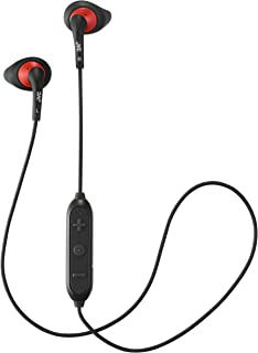 JVC Wireless Sweatproof Gumy Sport Bluetooth Wireless Earbud