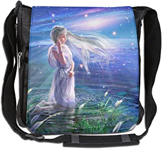 HUE FIUB Classic Incredible Scorpio Messenger Bag Shoulder Bag Outdoor Sports Crossbody Bag Side Bag for Men Women