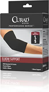 featured product Curad Elastic Pull-Over Elbow Support,  Large
