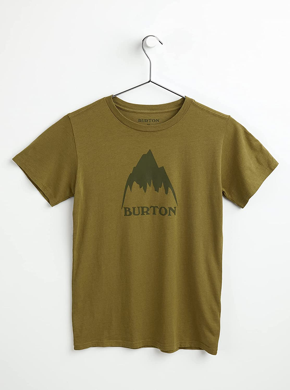 Burton Boys' OFFicial mail order Standard Classic Mountain Martin Short Sleeve High Great interest
