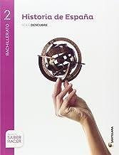 Amazon.es: libro de historia de españa 2 bachillerato santillana