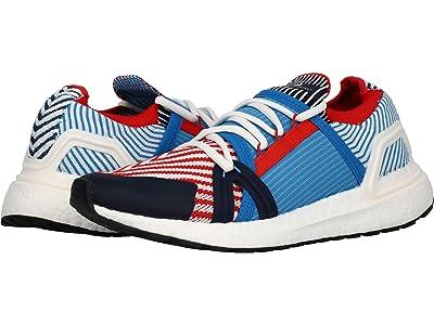 adidas by Stella McCartney Ultraboost 20 S. Sneaker (Blue/Navy/Red) Women