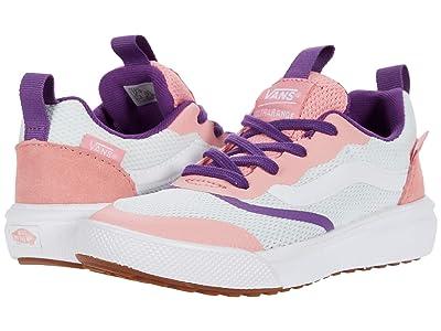 Vans Kids UltraRange Rapidweld (Little Kid) (Billowing Sail/Flamingo Pink) Girls Shoes