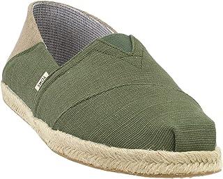 TOMS Women's Classics Slip‑On Shoes (40 M EU / 9.5 B(M) US, Birch Camo)