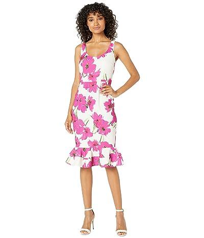 Trina Turk Outing Dress (Sari Pink) Women