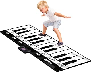 Click N' Play Gigantic Keyboard Play Mat, 24 Keys Pi