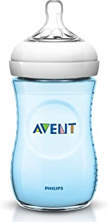 Philips Avent 9430417 Natural Pp Biberon, 260Ml, Mavi