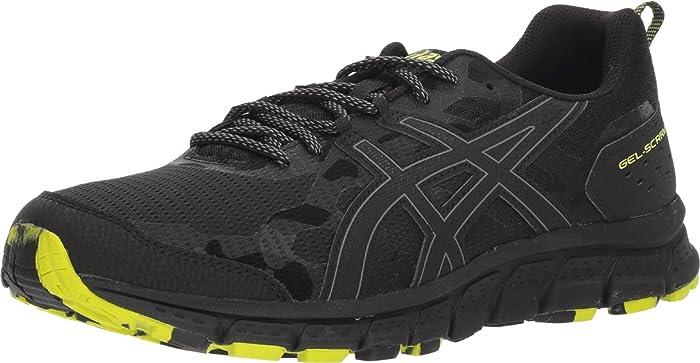 Running Gel 4 Bl Asics scram Shoes Men's WxBrCode