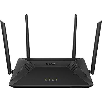 WLAN-Geschwindigkeiten bis zu 1200 Mbit//s, AC1200 Dual Band D-Link DIR-842 Wireless Gigabit Router