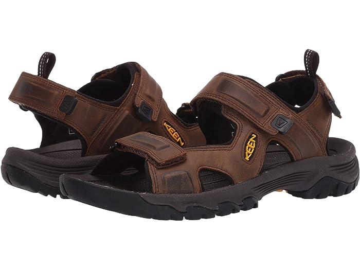 Choose SZ//color Men/'s KEEN Targhee III Open Toe Sandal