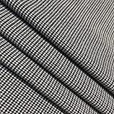 Meterware als Dekostoff- TR garngefärbter Micro-Stretch