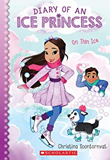 On Thin Ice (Diary of an Ice Princess #3) (3)
