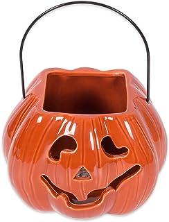 DII Orange, Small, Pumpkin Jack O' Lantern