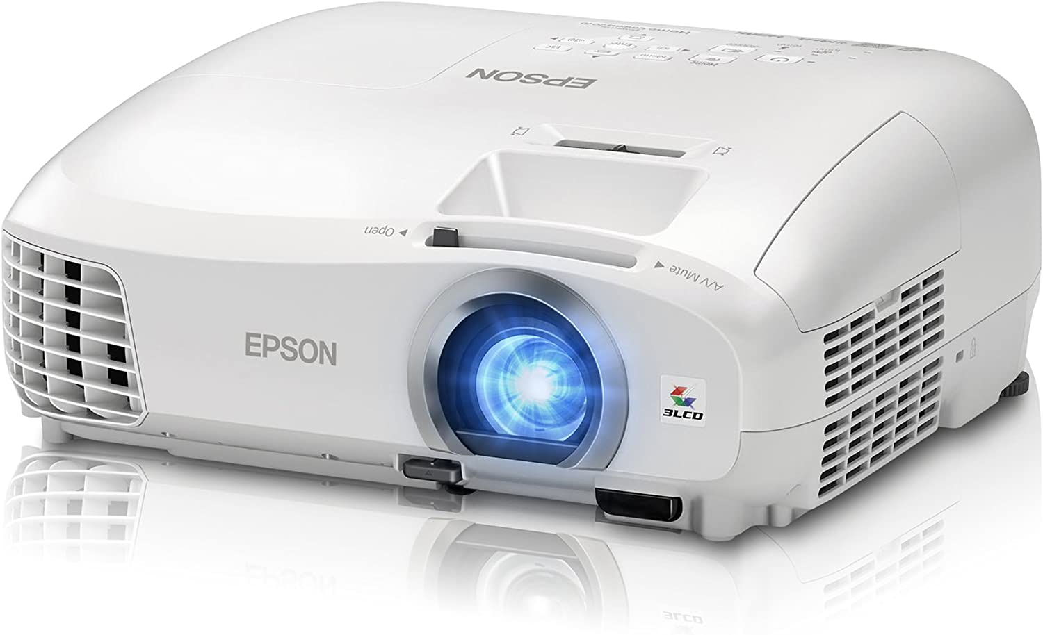 Epson Home Cinema 2040 1080p 3D 3LCD - Best 3D Home Theater Projector