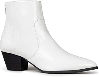 Ankle Boots \u0026 Booties - White / Ankle