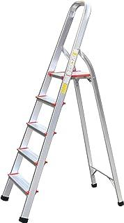 5 Step Aluminium Ladder With Platform