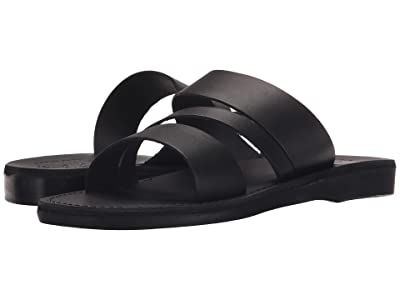 Jerusalem Sandals Boaz Mens (Black) Men